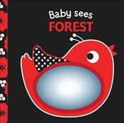 Forest : A Soft Book and Mirror for Baby!  - Rettore,