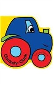 Lets Go: Tractor! [With Squirty Toy] - Rivers-Moore, Carolyn (ILT) Backhouse,Carolyn Backhouse Debbie