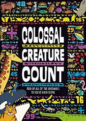 Colossal Creature Count: Add Up All of the Animals to Solve Each Scene -