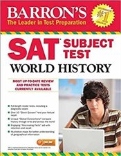 Barrons SAT Subject Test World History 2e - Melega, William
