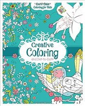 Creative Coloring and Dot-To-Dots (Cool & Calm Coloring for Kids) - Group, Carlton Publishing