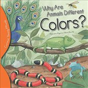 Why Are Animals Different Colors? (Curious Young Minds) - Algarra, Alejandro