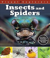 Insects and Spiders (Visual Explorers) - Reynolds, Toby