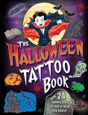 Halloween Tattoo Book - (Ch, Caroline Rowlands
