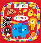 Animals (Busy Baby) - Ackland, Nick