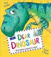 Dear Dinosaur: With Real Letters to Read! - Strathie, Chae