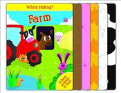 On the Farm (Who S Hiding? Books) - Ackland, Nick