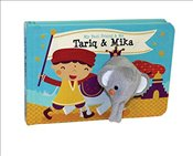 Tariq & Mika Finger Puppet Book: My Best Friend & Me Finger Puppet Books - Wehrmeijer, Annelien