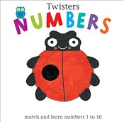 Numbers (Twisters) - Ackland, Nick