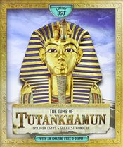 Explore 360 the Tomb of Tutankhamun: Discover Egypts Greatest Wonder! with an Amazing Free 3-D App - Caldwell, Stella
