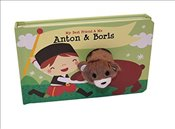 Anton & Boris Finger Puppet Book (My Best Friend & Me) - Vermeulen, Mariska