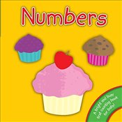 Numbers (Bright Beginnings) - Ackland, Nick
