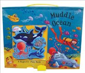 Muddle Ocean [With 15 Magnets] (Magnetic Play Books (Barron)) - Cort, Ben
