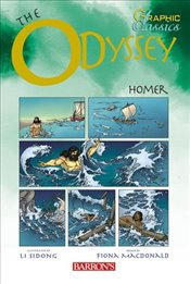 Odyssey (Graphic Classics) - Homer,