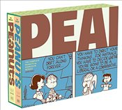 Complete Peanuts : 1959-1962 Box Set - Schulz, Charles M