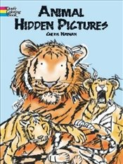 Animal Hidden Pictures (Dover Childrens Activity Books) - Nathan, Cheryl