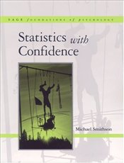STATISTICS WITH CONFIDENCE - Smithson, Michael