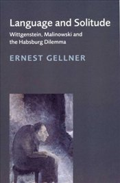LANGUAGE AND SOLITUDE - Gellner, Ernest