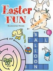Easter Fun (Dover Holiday Coloring Book) - Ross, Suzanne