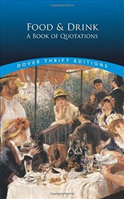 Food and Drink (Dover Thrift Editions) - Rattiner, Susan L.