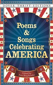 Poems and Songs Celebrating America (Dover Thrift Editions) - Braybrooks, Ann