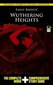 Wuthering Heights (Dover Thrift Study Edition) - Bronte, Emily