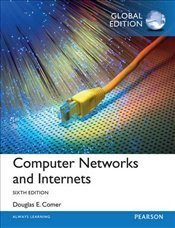 Computer Networks and Internets 6e PGE - Comer, Douglas