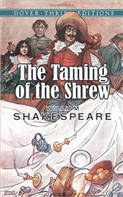 Taming of the Shrew (Dover Thrift Editions) - Shakespeare, William