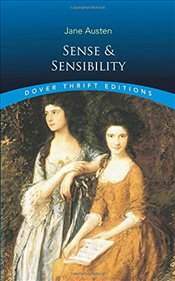 Sense and Sensibility (Dover Thrift Editions) - Austen, Jane