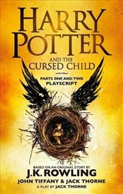 Harry Potter and the Cursed Child : Parts One and Two - Rowling, J.K.