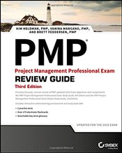 PMP : Project Management Professional Review Guide: Updated for the 2015 Exam - Heldman, Kim