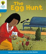 Oxford Reading Tree: Level 3: Stories: The Egg Hunt - Hunt, Roderick