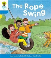 Oxford Reading Tree: Level 3: Stories: The Rope Swing - Hunt, Roderick