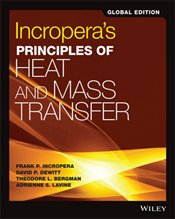 Incropera's Principles of Heat and Mass Transfer 7e - Incropera, Frank P.