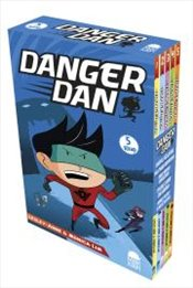 Danger Dan : Set (5 Kitap) - Lim, Monica