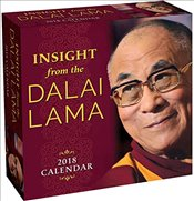 Insight from the Dalai Lama 2018 Day-to-Day Calendar -
