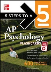 5 Steps to a 5 : AP Psychology for your iPod with MP3 Disk  - Maitland, Laura Lincoln