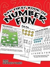 My First Book of Number Fun (Dover Childrens Activity Books) - Newman-DAmico, Fran