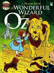 Wonderful Wizard of Oz: Includes Read-and-Listen CDs (Dover Read and Listen) - Baum, L. Frank
