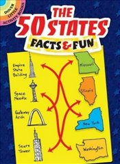 50 States Facts & Fun (Dover Little Activity Books) - Woodworth, Viki