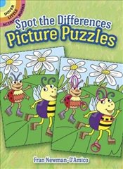 Spot the Differences Picture Puzzles (Dover Little Activity Books) - Newman-DAmico, Fran