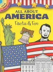 All about America: Facts & Fun (Dover Little Activity Books) - Newman-DAmico, Fran