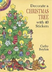 Decorate a Christmas Tree (Dover Little Activity Books Stickers) - Beylon, Cathy