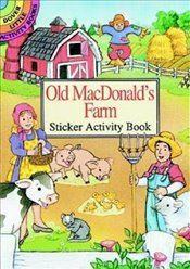 Old Macdonalds Farm Sticker Activity (Dover Little Activity Books Stickers) - Beylon, Cathy
