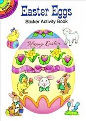 Easter Eggs Sticker Activity Book (Dover Little Activity Books Stickers) - Beylon, Cathy