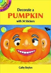 Make Your Own Halloween Pumpkin with 34 Stickers (Dover Little Activity Books Stickers) - Beylon, Cathy