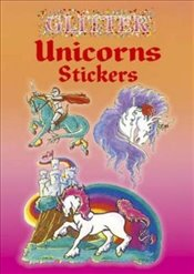 Glitter Unicorns Stickers (Dover Little Activity Books Stickers) - Shaffer, Christy
