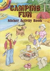 Camping Fun Sticker Activity Book (Dover Little Activity Books Stickers) - Beylon, Cathy