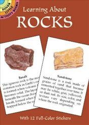 Learning about Rocks (Dover Little Activity Books) - Barlowe,