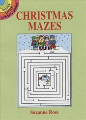 Christmas Mazes (Dover Little Activity Books) - Ross, Suzanne